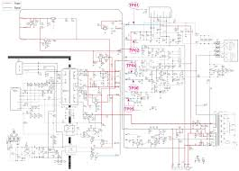 samsung tv power supply schematic tv repair diagrams u2022 sewacar co