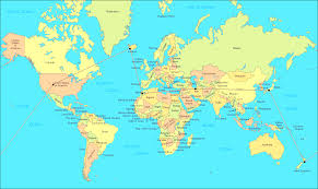 Tehran Map Tehran On A World Map Where Is Iran Where Is Iran Located In The