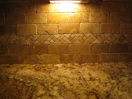 travertine tile for backsplash in kitchen kitchen backsplashes