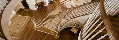 Radius Stairs by Artistic Stairs Southern Staircase Custom Stairs