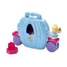 Cinderella Armoire Disney Princess Cinderella U0027s Fold U0027n Go Carriage By Little People