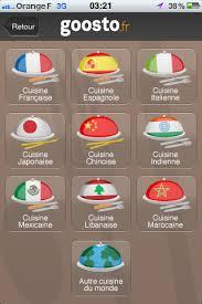 goosto cuisine goosto cuisine 100 images summit http goosto fr recette de
