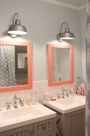 best ideas about coral bathroom pinterest amazing bathroom light ideas