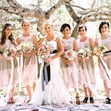 bcbg bridesmaid dresses ideas advice bouquet flowers and colors