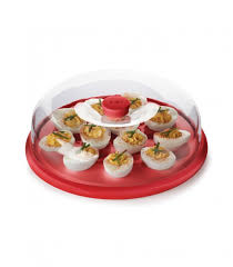 deviled egg tray deviled egg platter cover joieshop