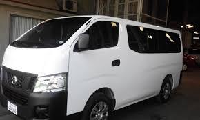 nissan urvan for sale car rental services for affordable rates ec international travel