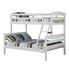 Cheap Bunk Bed Sets Wood Twin Double Bunk Beds Bedroom Set Wood Bunk Bed U2013 White