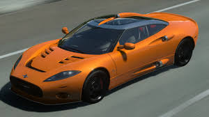 spyker driveclub u2013 spyker c8 aileron oliver u0027s landing time challenge