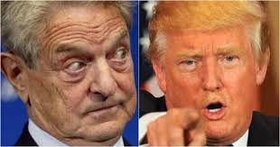 trump just uncovered soros plot to start violent revolution to