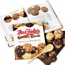 mrs fields mrs fields cookie book