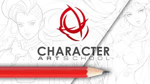 character art complete character drawing udemy