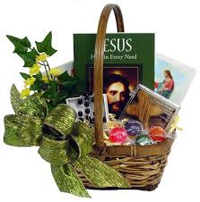 thinking of you gift baskets jesus helps catholic christian get well thinking of you gift