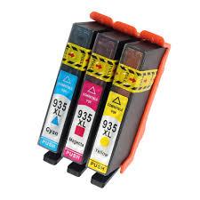 aliexpress com buy printer ink cartridges for hp 934 935 934xl