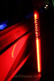 led boat trailer lights malibu boat