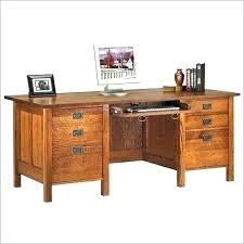 Mission Computer Desk Craftsman Style Desk Mission Computer Desks Onsingularity