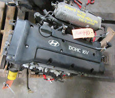 2001 hyundai elantra engine tiburon engine ebay