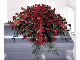 how to make a casket spray dearly departed casket spray strange s florists greenhouses