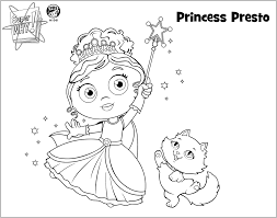 exellent princess and the pea coloring page fairy playing flute