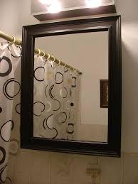 picture frame medicine cabinet old medicine cabinet gets a facelift for 30 hometalk