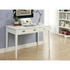 White Computer Desk White Desks Home Office Furniture The Home Depot