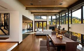 modern rustic living room ideas living room design ideas leather sofa color the floor you can