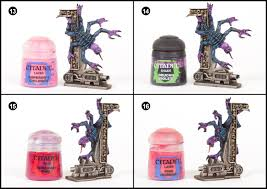 tutorial how to paint space hulk genestealers tale of painters