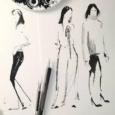 esra røise ink sketches ii