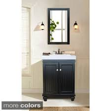 Bathroom Vanities  Vanity Cabinets Shop The Best Deals For Sep - Bathroom sink and cabinets