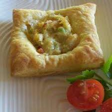 puff pastry canape ideas crab canapes recipe all recipes uk