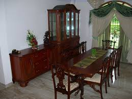 Gothic Dining Room by Dining Wood And Wicker