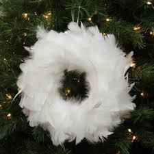 wreath with feathers wayfair