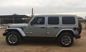 jeep wrangler 2018 jeep wrangler can be a daily driver