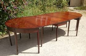 18th century mahogany dining table c 1780 united kingdom from