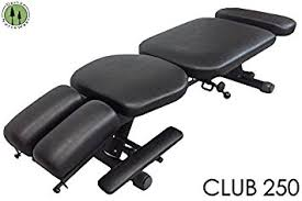 elite chiropractic tables replacement parts amazon com devlon northwest chiropractic table club 250 black beauty