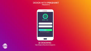 android app design android app ui design design with prashant design with prashant