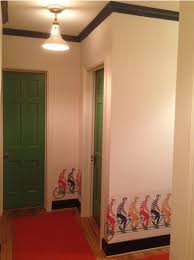 interior doors u2013 using a color other than white