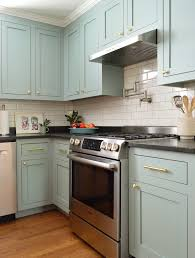 blue endeavor kitchen cabinets a big kitchen makeover created from changes