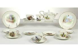 beatrix potter tea set a grimwades beatrix potter rabbit nursery ware tea set