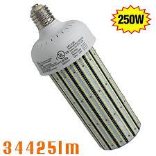 1000w metal halide l amazon com ngtlight 250 watt led corn cob light retrofit 1000w