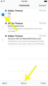 how to delete emails in bulk from your iphone u0027s mail app ios