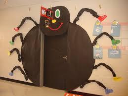Home Decor For Halloween by Classroom Door Decorations For Halloween With Classroom Decorating