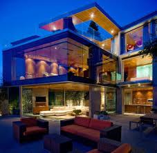 modern glass houses modern glass house designs single story plans gl home exterior