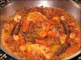 recettes de cuisine africaine recette le thieboudieune 750g
