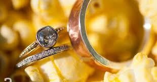 Long Farm Barn Wedding Engagement Rings Portland Jewelry Exhibition