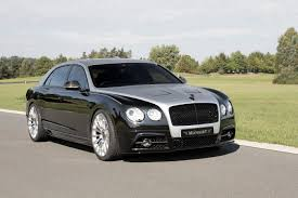 bentley modified official mansory bentley flying spur gtspirit