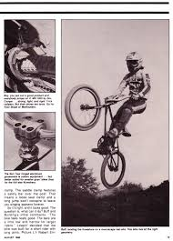 bicycle motocross action magazine old articles