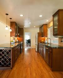 kitchen recessed lighting placement galley kitchen recessed lighting placement creative living