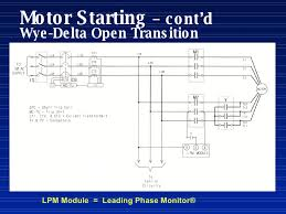 fire pump motor starting