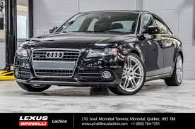 lexus is250 quebec used 2012 audi a4 2 0t premium plus qutro s line for sale in