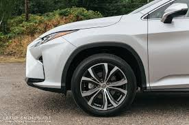 new lexus rx driving the all new 2016 lexus rx lexus enthusiast